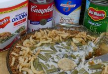 Try this new twist on a family favorite side dish and make Green Bean Casserole Pie