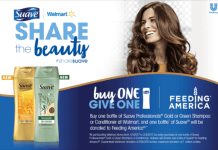 Suave Shares Sweepstakes
