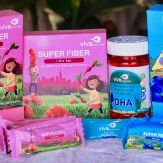 vivaNUTRITION® Healthy Snacks for Kids