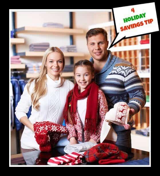 holiday savings tip
