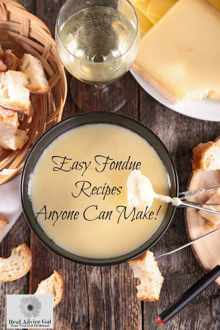 Easy Fondue Recipe