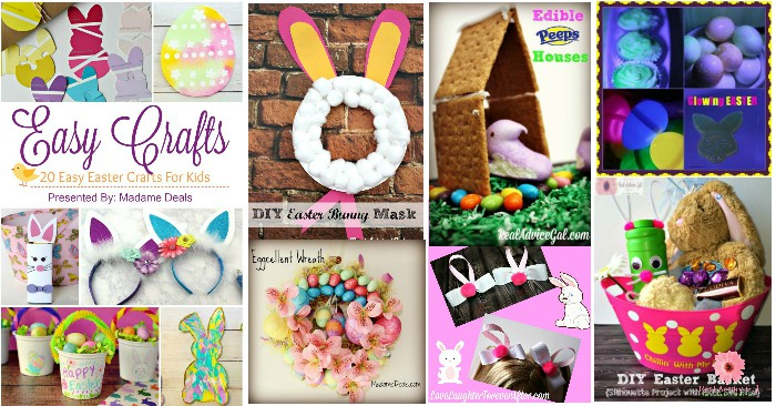 Easy Easter Crafts For Kids Real Advice Gal