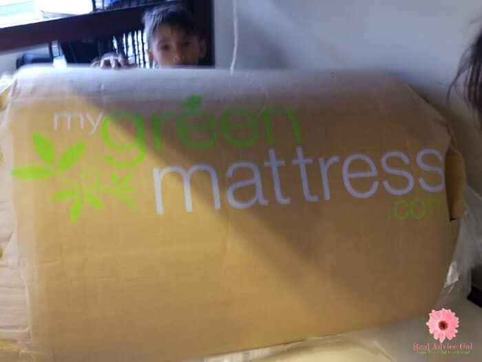 Are you allergic to your mattress and is having a hard time sleeping? Read my mattress review