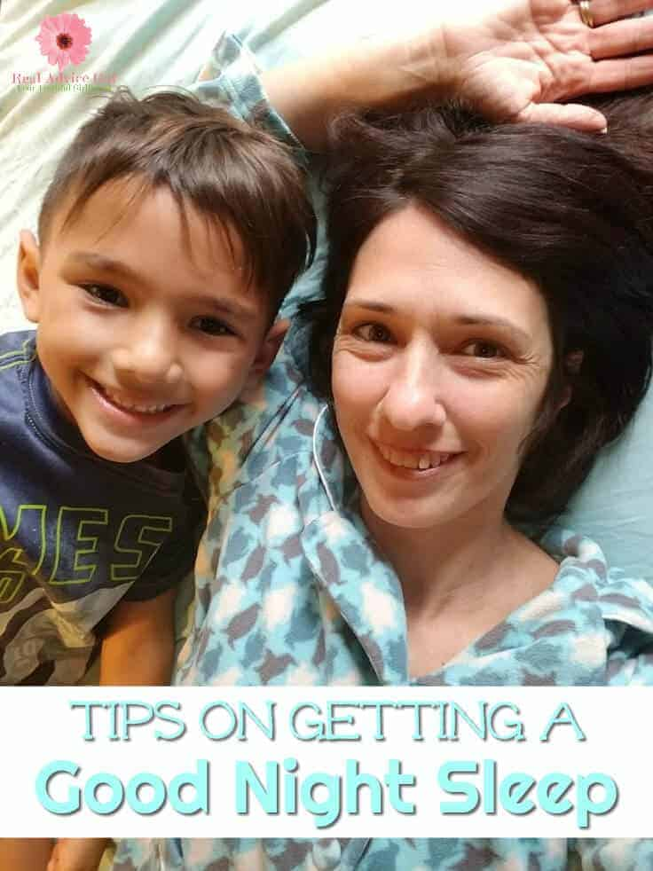Are you having a hard time sleeping? Read my tips on how to get better sleep.