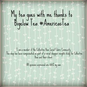 bigelow Tea disclosure