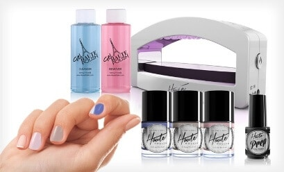 gel manicure kit