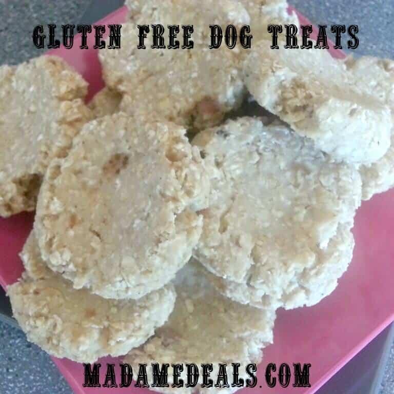 gluten free dog treats 1