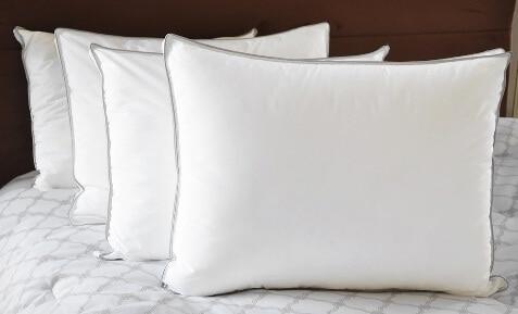 luxury bedding pillows