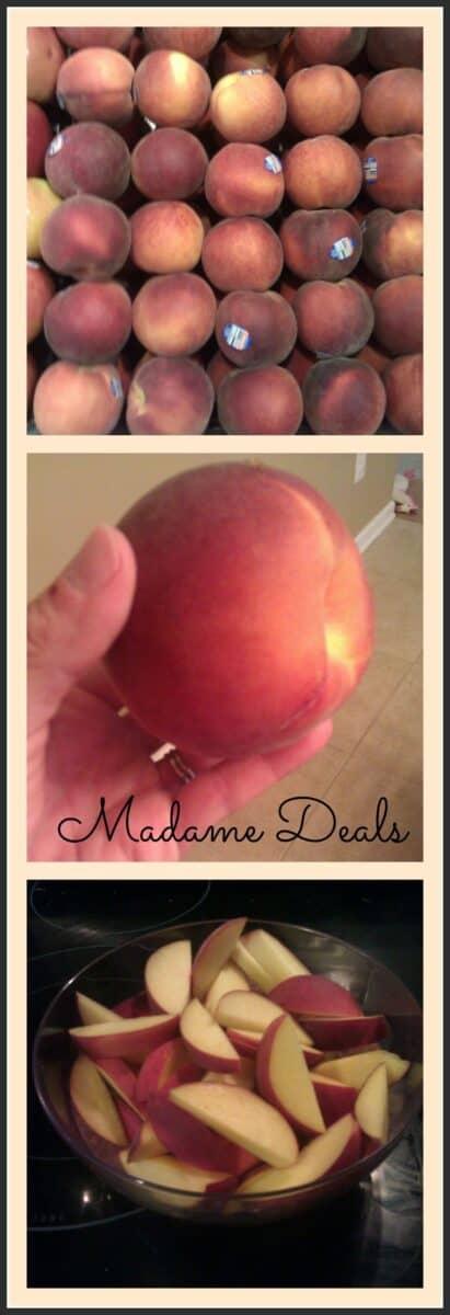 Fun Fruit Recipes for Kids: Peach Cobbler