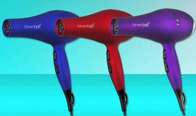 Fahrenheit Blow Dryer Only $39.99 Shipped!