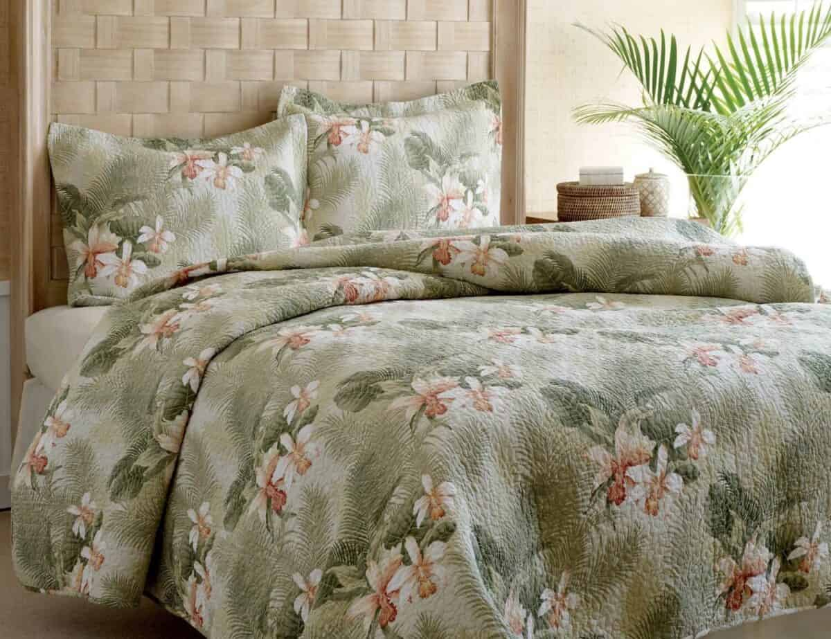 Save 52% on a Tommy Bahama Bedding Quilt Set