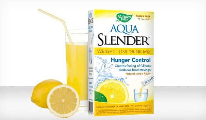 aqua slender