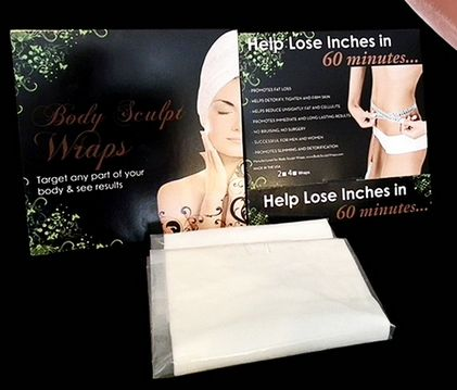 Ready-Made Body Sculpt Wraps 2-Pack Only $29.99 Shipped