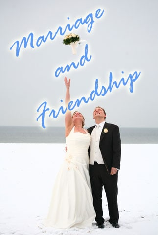 Karla's Korner: Marriage and Friendship