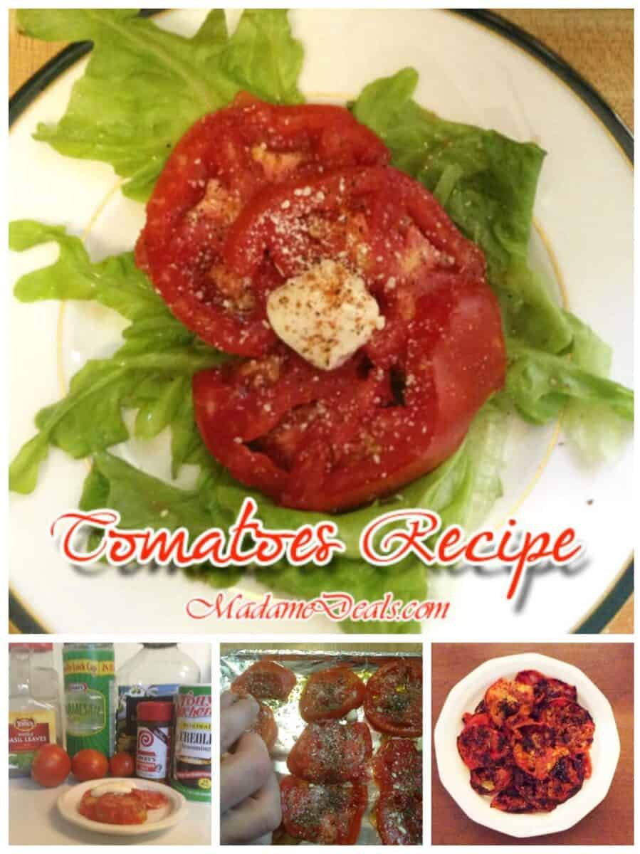 Fun Healthy Recipes for Kids: Tomatoes Recipe for Everyone