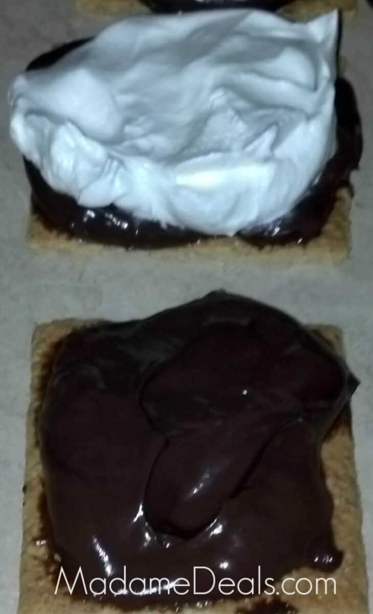 Weight Watchers Inspired Dessert – Low Cal Smores