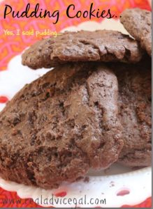 pudding cookie recipe