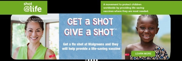 Your Vaccine Can Give a Child a Shot at Life
