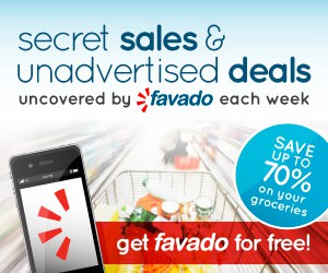 Favado App – Save Big on Grocery and Drugstore Items