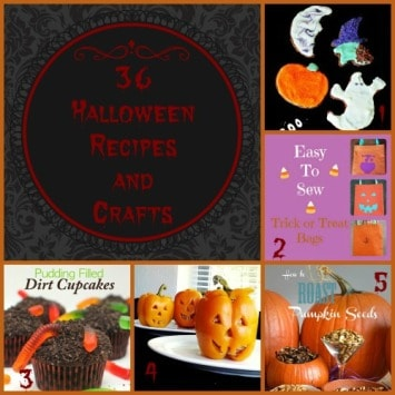 Halloween Recipes and Crafts