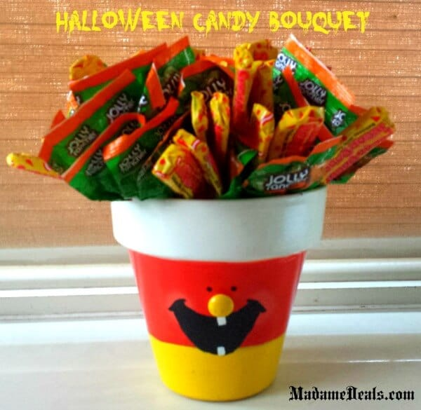 candy bouquet 1