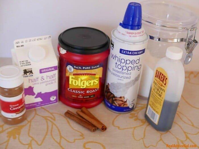 Folgers Cinnamon Latte Recipe