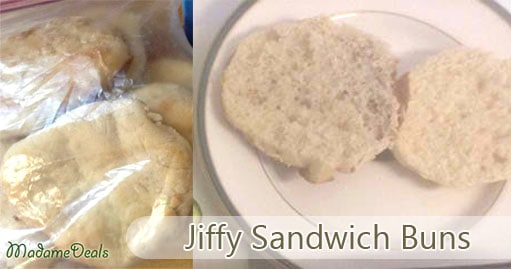 All Natural Recipes for Kids: Jiffy Sandwich Buns