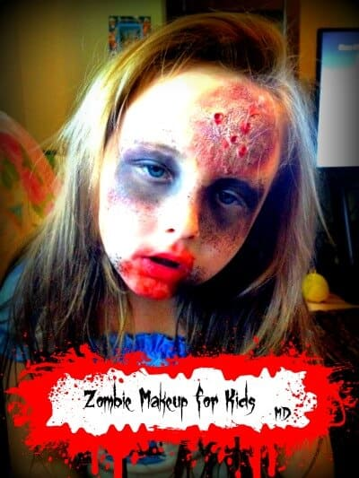Have fun on Halloween with a cool Halloween costume. Check out How to do Zombie Makeup for Kids