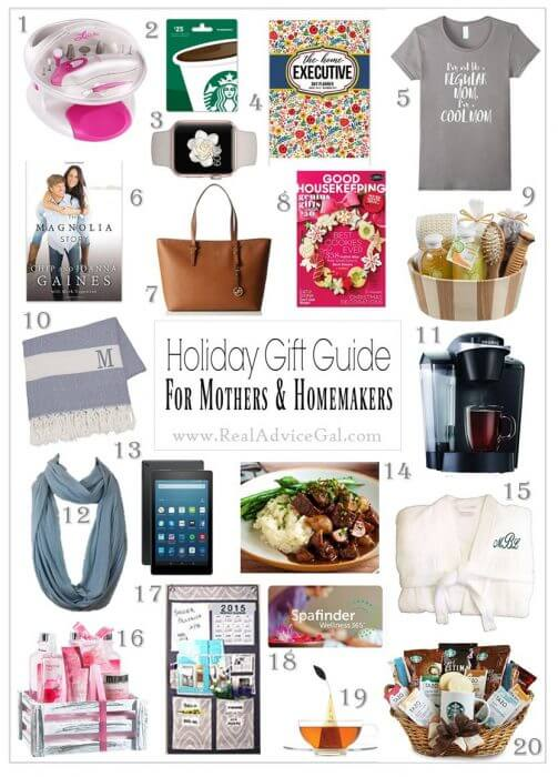 Homemaker Gift Ideas