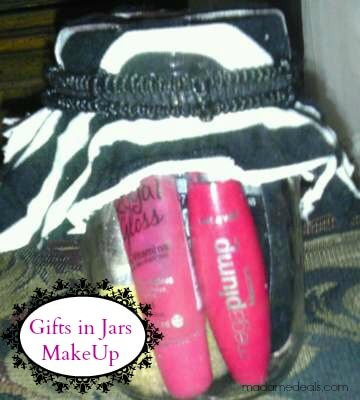 Gifts in Jars: Make Up