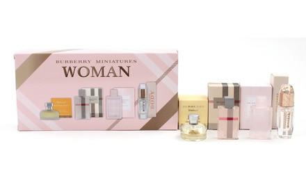 Burberry Women's Fragrance Coffret $30.99 Shipped!