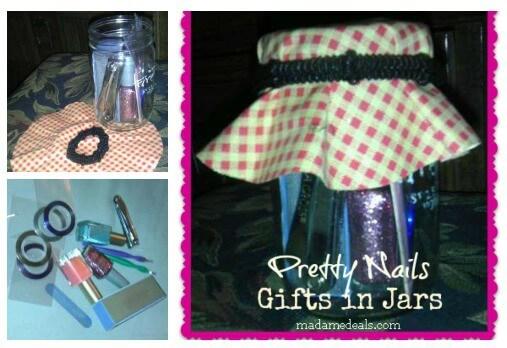 Gift In Jars