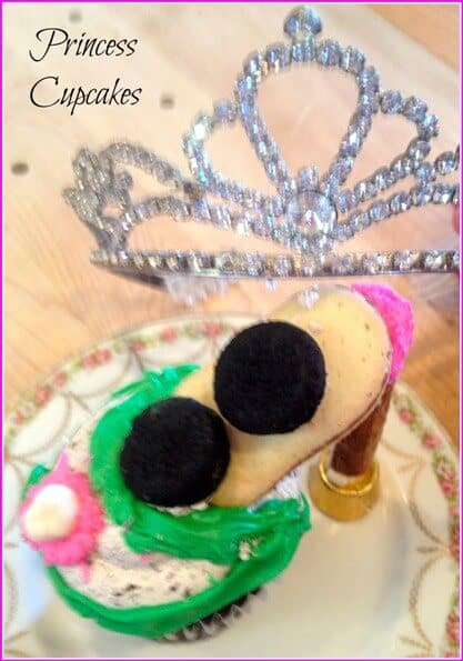 Fun Kid Party Recipes: Princess Cupcakes