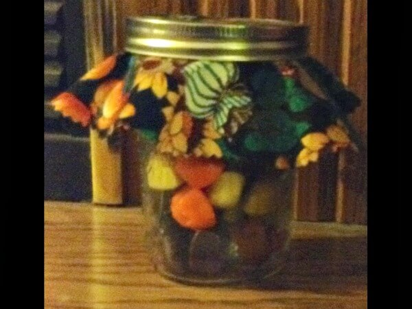 Gifts in Jars: Thanksgiving Hostess Gift