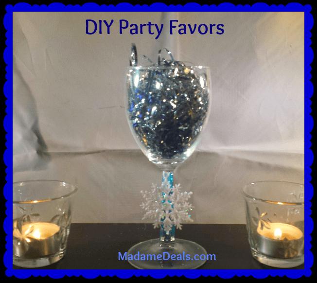 DIY Party Favors 1