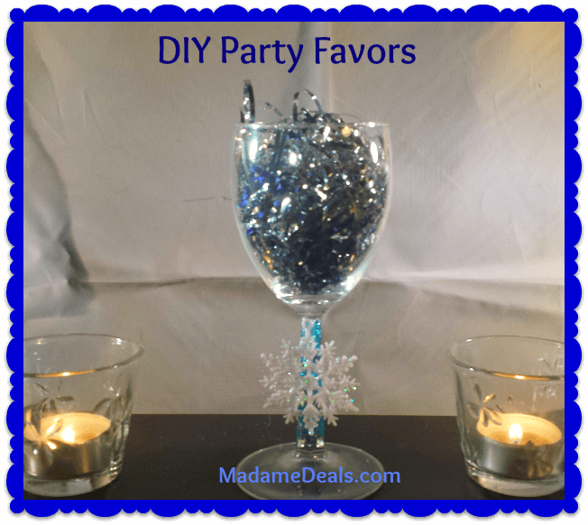 New Years DIY Party Favors