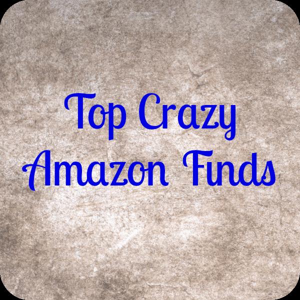 Top 5 Crazy Amazon Finds