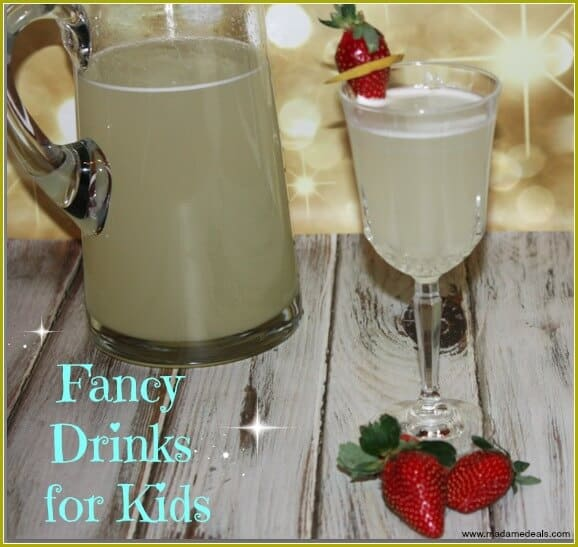 mocktails for kids