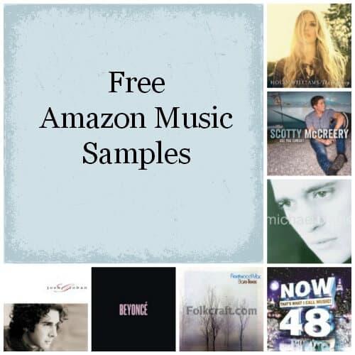 Amazon Music Samples 2