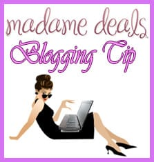 Advanced Blogging tips