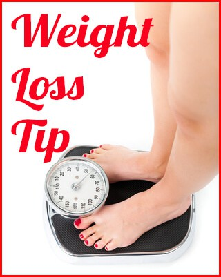 Losing Weight Tip