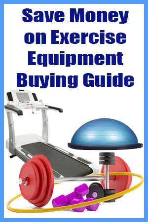 Save Money on Exercise Equipment