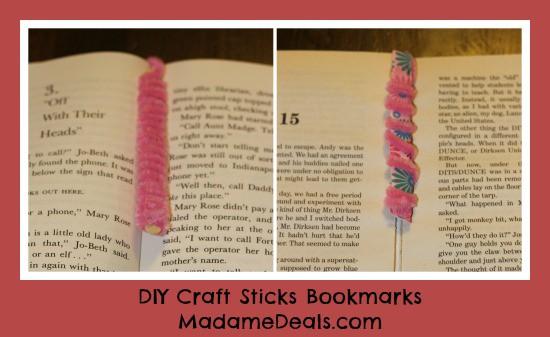 Craft sticks projects 3