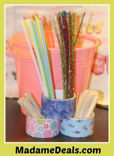 Crafts Sticks Projects 1