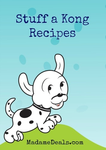 Healthy Dog Food Recipes to Stuff a Kong