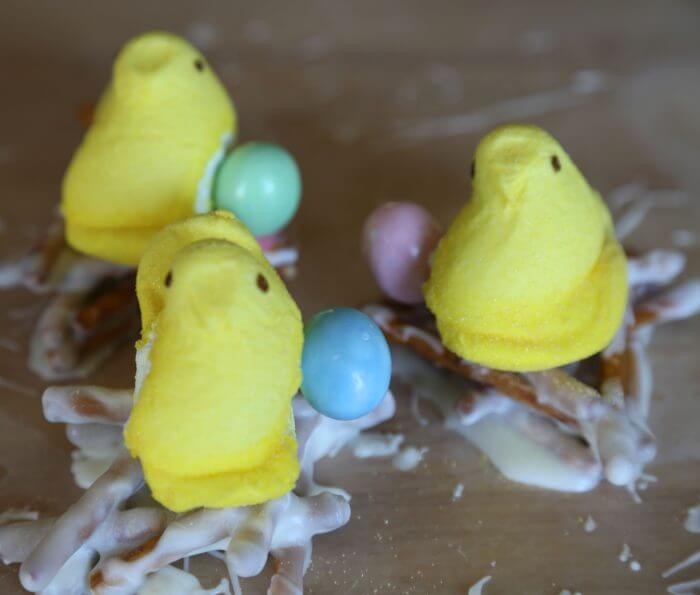 simple easter recipes for kids