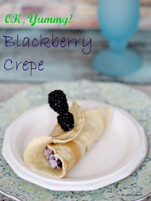Crepe Filling Recipes