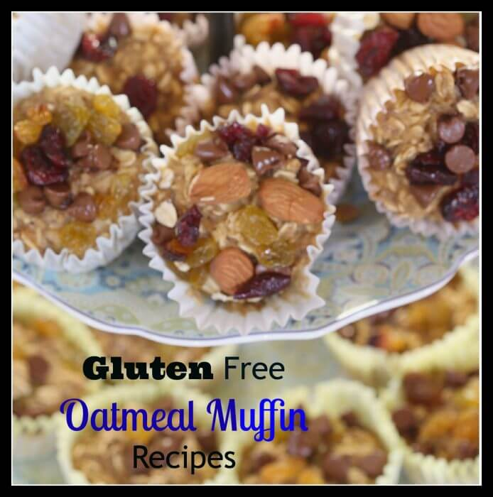 recipe for oatmeal muffins
