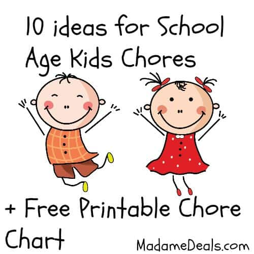 It is a graphic of Free Printable Chore Charts for Kids pertaining to bedroom