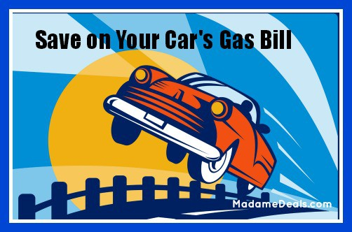 Save on Gas Bill